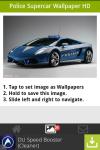 Amazing Police Supercar screenshot 1/3