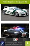 Amazing Police Supercar screenshot 2/3