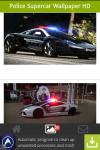 Amazing Police Supercar screenshot 3/3