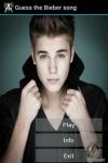 Guess this Bieber song screenshot 1/4