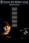 Guess this Bieber song screenshot 2/4