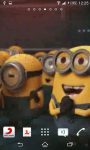 Despicable Me 2 animated Live Wallpaper screenshot 1/6