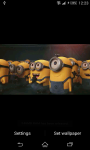 Despicable Me 2 animated Live Wallpaper screenshot 5/6