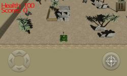 City Tank Battles screenshot 1/6