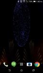 Fireworks Live Wallpaper VD screenshot 2/3