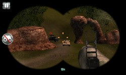 Army convoy ambush 3d screenshot 5/6