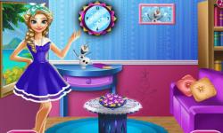 Elsa Room Cleaning screenshot 2/4