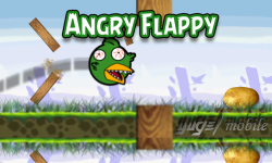 Angry Flappy screenshot 1/4