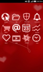 Heart - CM launcher theme screenshot 2/4