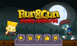 Run And Gun Zombie Apocalypse screenshot 1/6