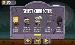 Run And Gun Zombie Apocalypse screenshot 2/6