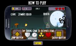 Run And Gun Zombie Apocalypse screenshot 5/6