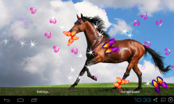3D Horse Live Wallpaper screenshot 4/5
