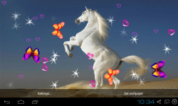 3D Horse Live Wallpaper screenshot 5/5