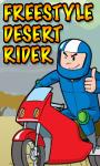 FreeStyle Desert Rider screenshot 2/3
