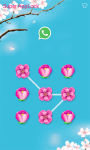 AppLock Theme Blossom Flower screenshot 2/2