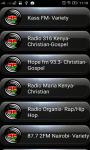 Radio FM Kenya screenshot 1/2