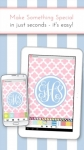 Monogram It Custom Wallpapers private screenshot 3/6