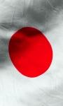 Japan flag free screenshot 5/5