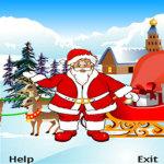 Dancing Santa Lite screenshot 2/2