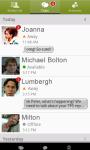BeejiveIM for Facebook Chat Free screenshot 3/5