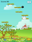 Bouncy Bunny Free screenshot 4/6