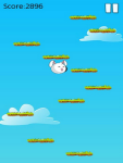 Bouncy Bunny Free screenshot 5/6