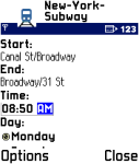 PocketMetro 2.1 New York screenshot 1/1