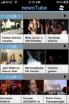 newsTube screenshot 1/1