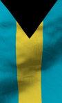 Bahamas flag live wallpaper Free screenshot 3/5