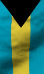 Bahamas flag live wallpaper Free screenshot 4/5