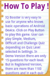 IQ Booster Android screenshot 6/6