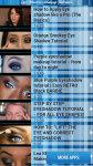 Eye Shadow Makeup Tutorials free screenshot 1/5