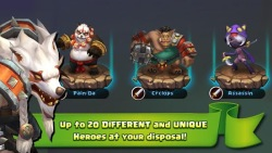Castle Clash by IGG.COM screenshot 4/5