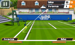 Tennis Pro 3D screenshot 4/6