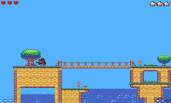 Wild Boar Adventure screenshot 2/3