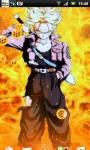 Dragon Ball Live Wallpaper 5 SMM screenshot 1/3