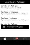 Juventus Live Wallpaper Images screenshot 2/6