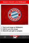 Bayern Munich Live Wallpaper Images screenshot 5/6