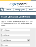 Legacy Reader screenshot 1/3