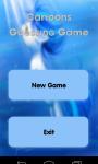 Cartoons Guessing Game screenshot 2/3