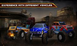 Nitro Truck 3D screenshot 2/6