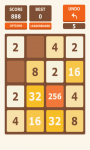 2048 Number Puzzle Game screenshot 2/2