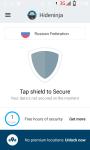 Hideninja VPN screenshot 1/4