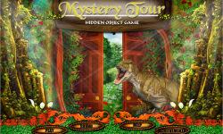 Free Hidden Object Game - Mystery Tour screenshot 1/4