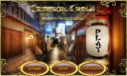 Free Hidden Object Game - Crimson China screenshot 1/4