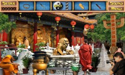 Free Hidden Object Game - Crimson China screenshot 3/4