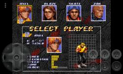 Streets of Rage III screenshot 1/5