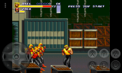 Streets of Rage III screenshot 2/5