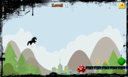 Dark Horse Run Game screenshot 2/2